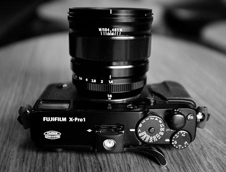 16mm Fujinon 1.4