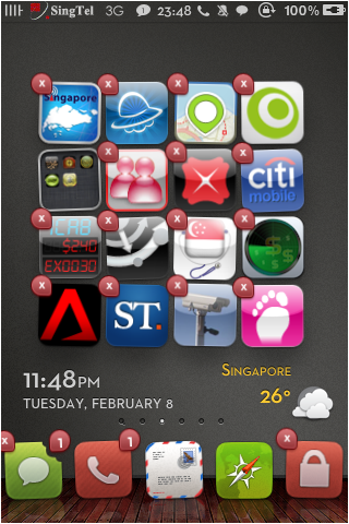 Homescreen 2