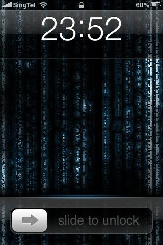 The Lock Screen